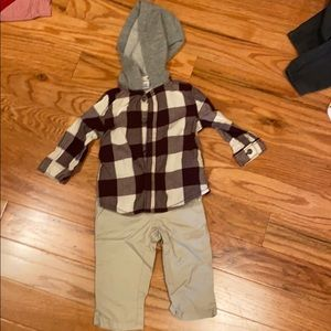 Baby boy 6-12 months outfit